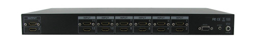 12x2 12:2 HDMI Routing Switch Switcher Splitter w/ Mirrored Outputs RS232 SB5612