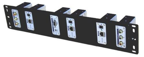 Rack Mount Rackmount Mounting Panel for Shinybow CAT5 Video Extenders SB-6066