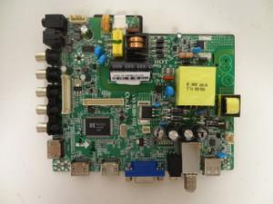 Seiki SE32HY Main Board / Power Supply CV3393BH-U32 51H0209