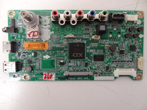 LG 42LN5300-UB Main Board (EAX65049107) EBT62642004 - Refurbished