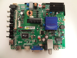 JVC LT-32DE75 Main Board / Power Supply AJ32T03 B15031000