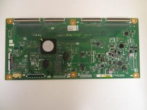 Sharp LC-70UQ17U T-Con Board DUNTKG400FM11