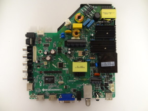 Seiki SE55FQ Main Board / Power Supply (34013935) LSC550HN01 B15051924