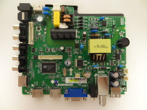 Westinghouse WD32HT1360 Main Board / Power Supply (TP.MS3393.PB818) H15081512 -