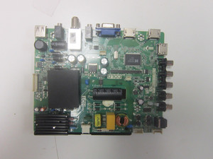 Sanyo FW32D25T Main Board / Power Supply (TP.MS3393T.PB79) B15010178