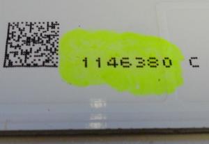 Hisense 32H3B1 LED Backlight Strip (JHD315DH-E81) 1146380