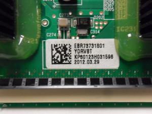 LG EBR73731801 (EAX64279601) Bottom Y-Drive (YDRVBT) Board