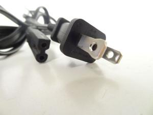 AC Power Cord Cable for Vizio E28h-C1 E24-C1 E32h-C1 E32-C1 E40x-C2 E390i-B1E