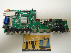 Apex LE3943 Main Board T.RSC8.82B 12062 HV320WX2-201 B12083337