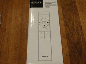 NEW Genuine OEM Sony One Touch Remote Control for XBR-65X900A