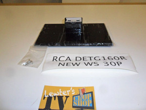 NEW RCA DETG160R TV Stand Great Condition With Screws 30P