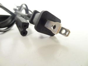 AC Power Cord Cable for Vizio P702ui-B3 & P552ui-B2