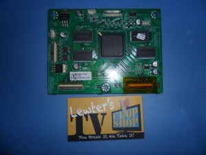 LG NS-PDP32-09 / Vizio VP322HDTV10A Main Logic CTRL Board EBR39731501