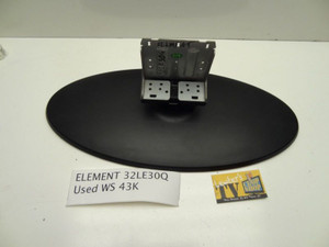 Element 32LE30Q TV Stand Great Condition With Screws  43K