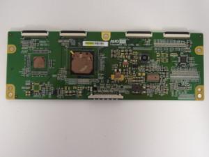 Vizio VW46LFHDTV20A T-Con Boards - (T460HW02 V0) - 55.46T02.010