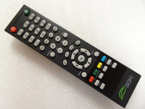 Seiki Remote  84504503B01 Refurbished - (Works with nearly ALL Seiki TV's)