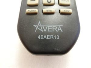 Avera 40AER10 Remote
