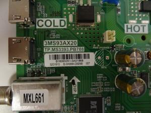 Insignia NS-32D311NA17 Main Board (02-SH293D-C002000 3MS93AX20) B16065051