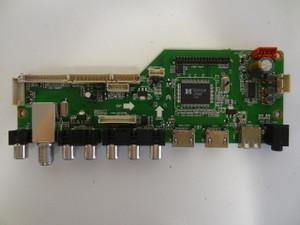 RCA LED50B45RQ Main Board (LD.M3393.B) MK-RE01-131211-ZQ901 50RE01M3393LNA5-B1