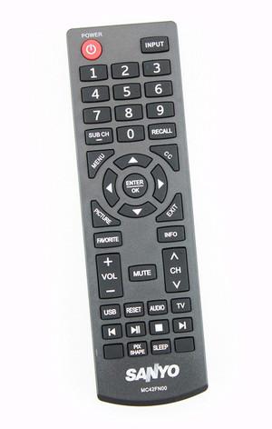 Sanyo Remote MC42FN00 Used
