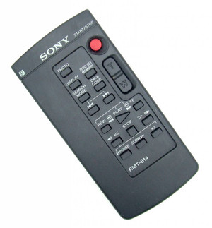 Sony Remote RMT-814 New