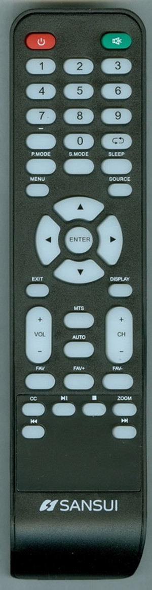 Sansui Remote for SLED4216  - New