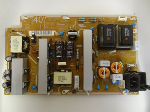 Samsung LN40C500F3FXZA Power Supply Board (IV40F1_AHS) BN44-00417A