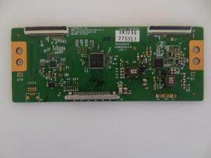 LG 47LM4700-UE T-Con Board (LC470EUE-SEM1, 6870C-0401B) 6871L-2753S