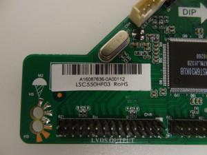Avera 55AER10 FRC Board (LSC550HF03, PL.MS6M30K.1) A16087636