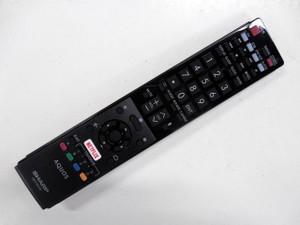 Sharp Remote GB173WJSA for LC80UH30U LC80UE30U LC70UE30U - New