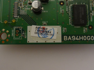 Philips 42PFL3704D/F7 Main Board (BA94H0G0401 3, A91H9UX) A91H9MMA-001