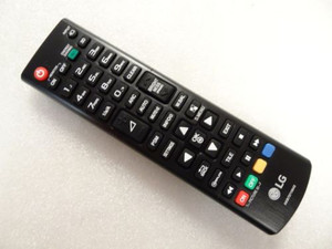 LG Remote - (See description for compatiblity) - AKB73715642