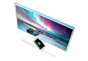 "Samsung 370 S24E370DL 23.6"" Screen LED-Lit Monitor LS24E370DL/ZA"