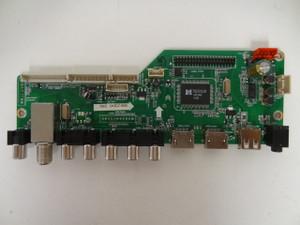 RCA LED65G55R120Q Main Board MK-RE01-141008-ZQ543 65120RE01M3393LNA35-B2