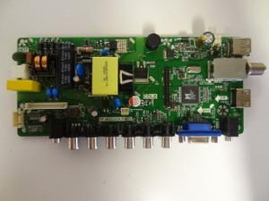 RCA LED24E45RH Main Board (C240F15-E9-A(G01)) 24G850153424-A1