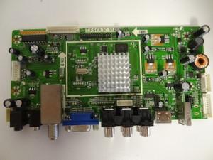 RCA 19LB30RQD Main Board M185XW01 V.8 19RE01TC83XLNA4-A1 1A2E1233 Refurbished