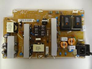 Samsung LN40C500F3FXZA Power Supply Board (IV40F1_AHS) BN44-00417A