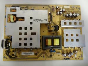Sharp LC-46D65U Power Supply Board (DPS-277BP) RDENCA295WJQZ