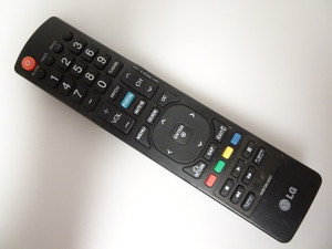 LG Remote AKB72915231 for 32LD320HUA 37LD330HUA & More - Used