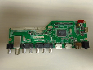 RCA LED52B45RQ Main Input Board MK-RE01-140819-ZQ703 52RE01M3393LNA35-A2