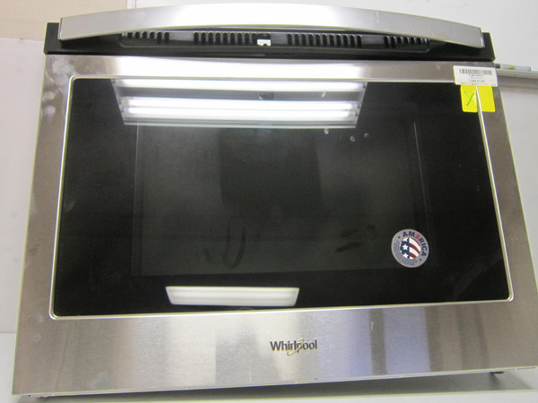 Whirlpool WFE525S0HS1 Oven Glass Door Assembly (W11110499, WP9761344) W11219379