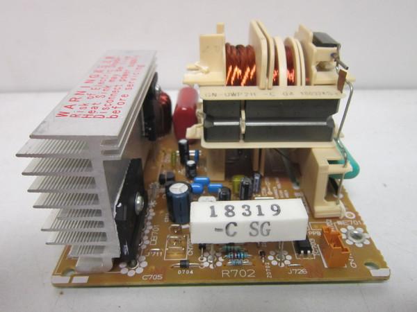 Whirlpool WOC75EC0HS00 Oven Microwave Inverter Board (F66456G06AP) W10217711
