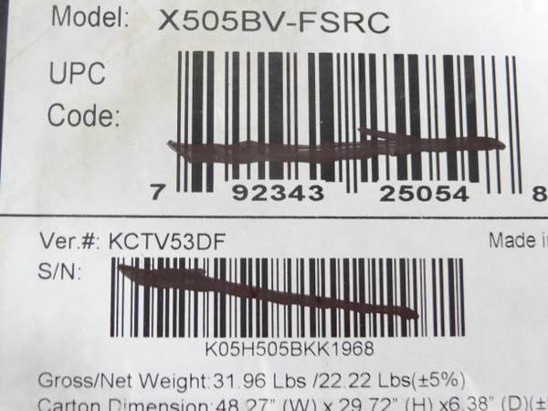Sceptre X505BV-FSRC Stand Legs W/Screws-USED(ONLY VERSIONS: KCTV53DF & PKTV53DF)