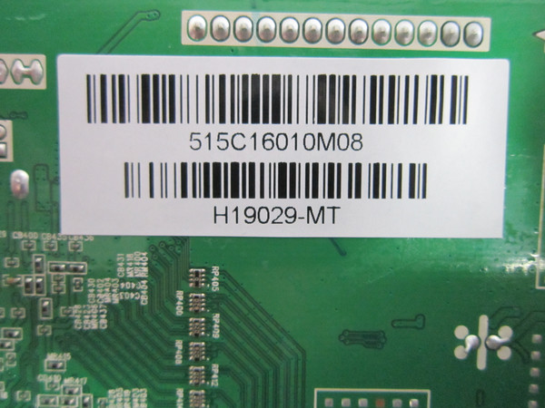 Onn 100007147-H Main Board (MS16010-ZC01-01, 515C16010M08) H19029-MT