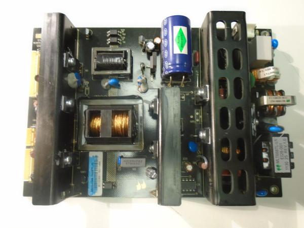 Coby TFTV4025 Power Supply Board MLT668TL-G