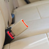 Nissan Seat Belt Extender Installation View