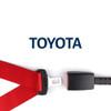 Toyota Seat Belt Extender