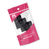 Bra Extender 3-Pack Packaged (black)