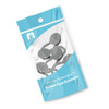 Button Pant Extender 5 Pack in Packaging Gray