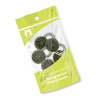 Spring Button Pant Extender in Packaging - pack of 5